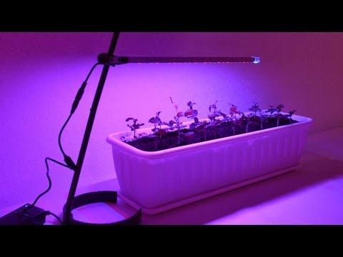 Подсветка для растений своими руками 81