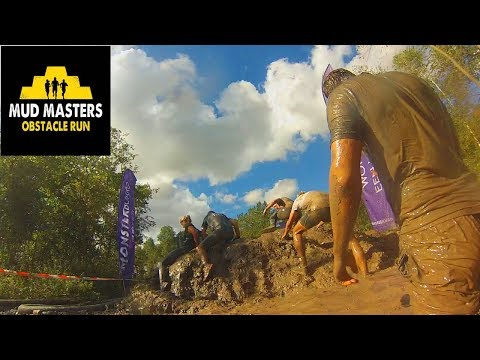 Mud Masters Biddinghuizen 2015 - 6km - Group: Kingston - All Obastacles - FullHD