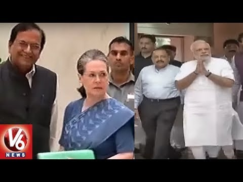 Rajya Sabha Deputy Chairman Election: BJP And Congress Focus On Winning | V6 News