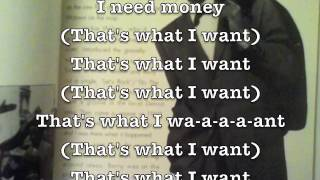 Download Money That39s What I Want  Barrett Strong  Lyricsvideo by Motley Stew
