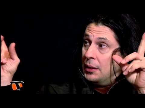 Mike Mangini Entrevista - TamTam DrumFest Sevilla 2013- Pearl Drums & Zildjian
