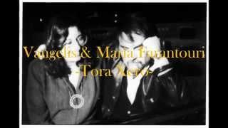 Vangelis & Maria Farantouri -Tora Xero -