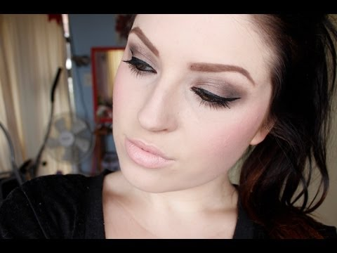 Get Ready With Me ♡ Everyday Brown Smokes & Dramatic Blush