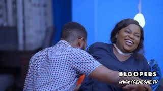 Funny Scenes From Jenifa's diary |  Bloopers | Behind the Scenes Of Jenifa's diary