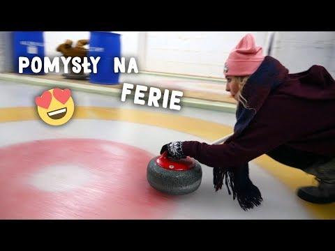 Pomysły Na Ferie W Mieście - Smakuj Życie #9   Agnieszka Grzelak Vlog