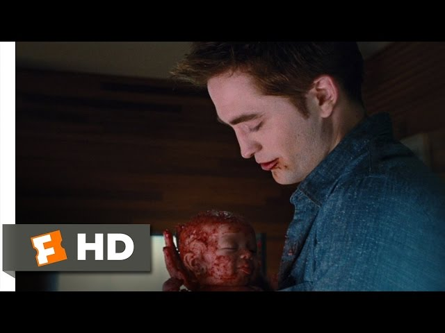 The Twilight Saga: Breaking Dawn - Part 1 (3/9) Movie CLIP - Childbirth (2011) HD