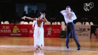 Modebadze - Tsikhelashvili, GEO | 2013 World Showdance LAT R1