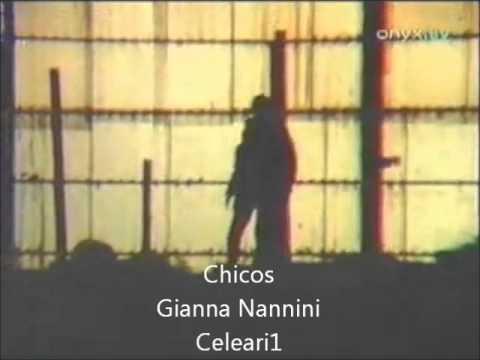 Gianna Nannini Chicos ( i maschi in spagnolo )