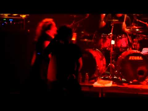 Fear Factory- Smasher/Devourer- Noise in the Machine Tour- Gramercy Theatre, NY- 5/13/12