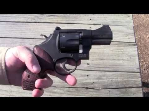 Smith and Wesson 45 ACP revolvers - Then and Now.mov
