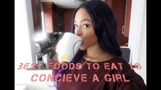 Best Foods to Eat to Conceive a Baby Girl / Brit Dunnell