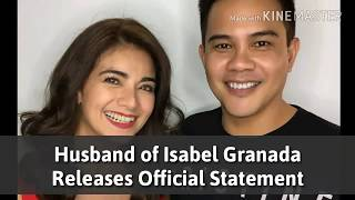 Isabel Granada's Husband Issues Official Statement, Isabel Still in Coma