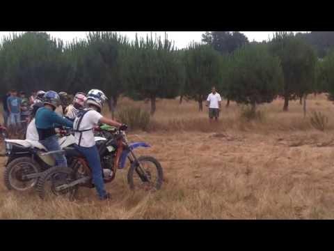 Motocross 50cc Vale das M�s 22/06/2014 Arranque