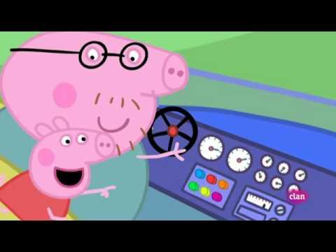 Peppa Pig   El Coche Nuevo
