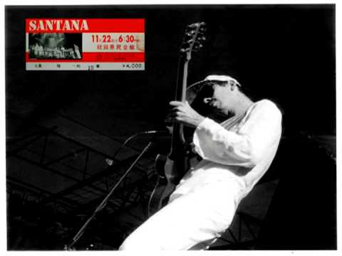 Santana - The River/batuka/no One To Depend On/evil Ways/oye Como Va Live In Akita 1977 Hq Audio