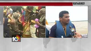 NDRF and Police Rescue Operation Continue in Godavari River | #APBoatAccident