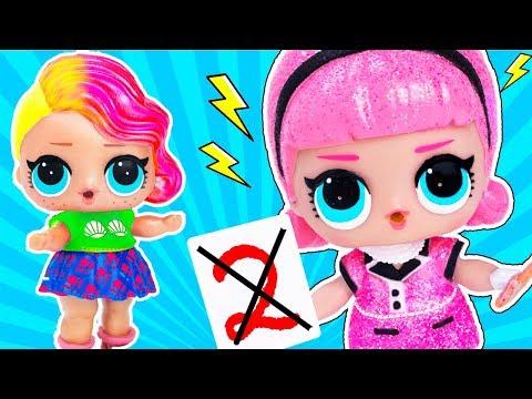 КТО ЛУЧШИЙ БЛОГЕР?! Мультик #ЛОЛ СЮРПРИЗ Школа Куклы Игрушки Для девочек