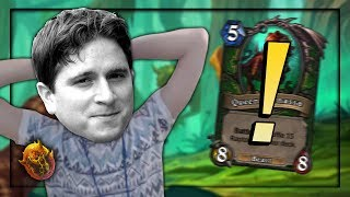 Quest Hunter Is Overpowered (Hearthstone Stream Highlight)