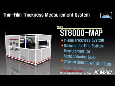 Thickness measurement model