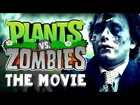Plants vs Zombies: La película