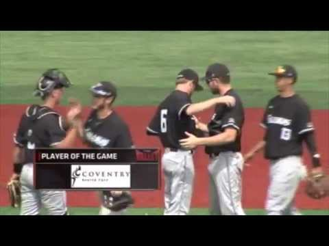 2013 MVC Baseball Championship Highlights: Southern Illinois 5, Wichita State 1