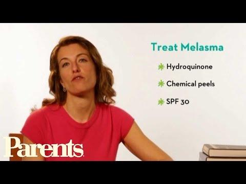 Pregnancy Skin Care - Cure Melasma
