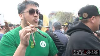 jews Blow Tradl Horns At White House Dope Fest--Hardly Anyone Bothered