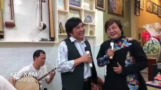 Danh ca Châu Thanh - Chí Tâm hội ngộ và hát tặng mọi người quá hay - quá đẳng cấp