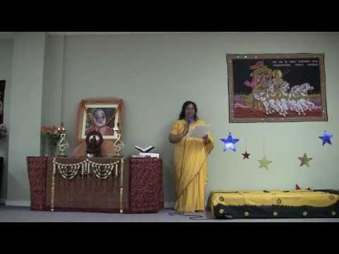 Gita Chanting 2010 - Prize Distribution video