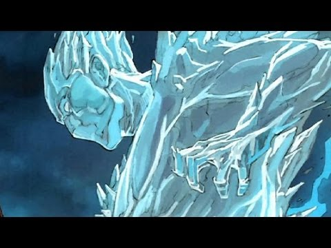 Superhero Origins: Ice Man