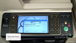 Fuji Xerox Solution Builder Demonstration