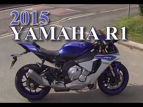 2016 Yamaha R1 - First ride. full review and walkaround - Yamaha YZF-R1 Motorcycle