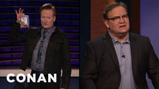 There's A Brisket Sandwich Thief At CONAN - CONAN on TBS