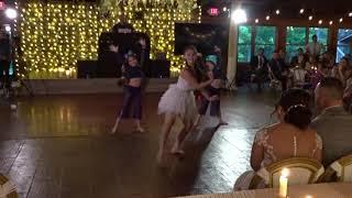 "BEST FIRST WEDDING DANCE EVER!!! ""A Million Dreams"" 💕💕💕"