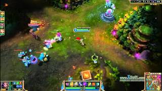 asasination201 ranked gameplay - League of legends as LeBlanc