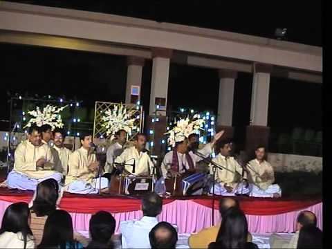 Ali Ali  By For Fareed Ayaz Qawwal  Islamabad 2008 video
