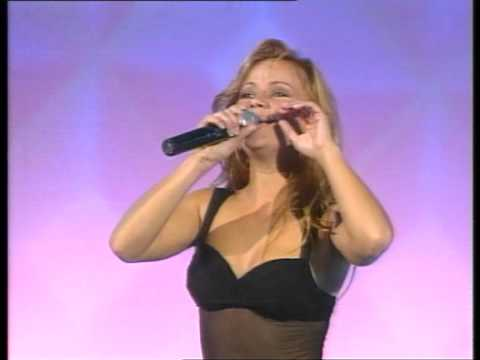 Vesna Pisarović - Spremna sam @ Miss BiH 2003