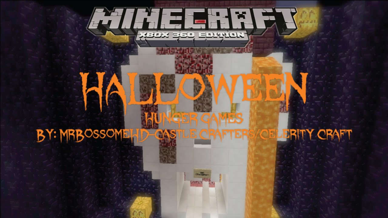 Xbox 360 Hunger Games : Showcase minecraft xbox one quot halloween hunger games