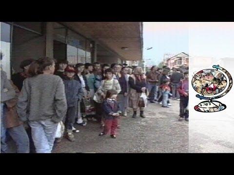 Sarajevo Under Siege - Bosnia