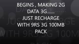 Reliance Gsm 3G trick