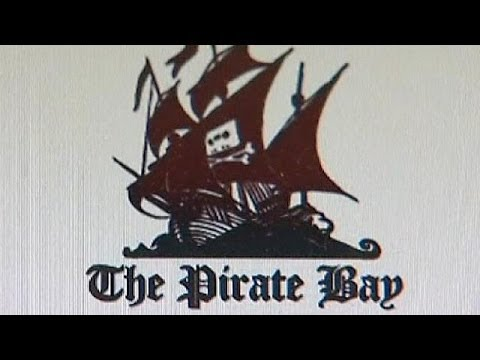 Pirate Bay founder arrested
