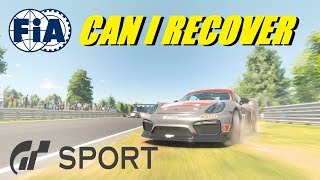 GT Sport Can I Recover - Intense FIA Manufacturer Round 4
