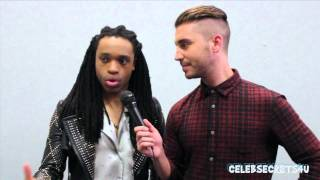Qaasim Middleton & Nick Fradiani Interview   American Idol XIV Week 1