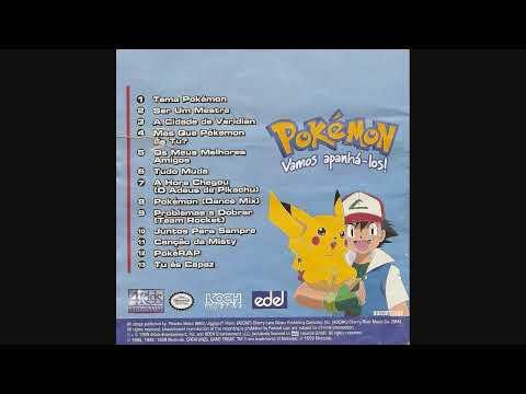 Pokemon - Season 1 music