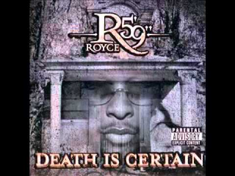 Royce Da 59 - Death Is Certain Pt. 2 (It Hurts)