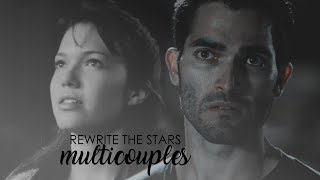 multicouples | rewrite the stars