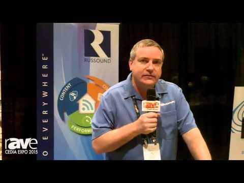 CEDIA 2015: Russound Intros $299 TVA2.1 Amplifier for Improving TV Sound