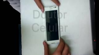 Sony C2304 Xperia C - Hard Reset - Desbloquear - Resetar
