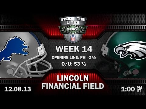 Detroit Lions vs Philadelphia Eagles NFL Week 14 Preview | 2013 NFL Picks w/ Troy West, Peter Loshak
