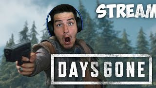 DAYS GONE! STREAM!